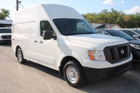 2014 Nissan NV Cargo for sale at Mars auto trade llc in Kissimmee FL