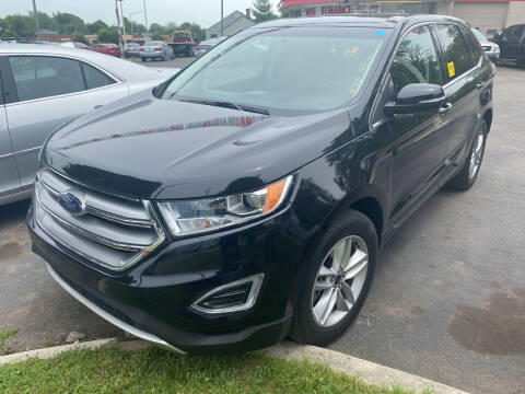 2017 Ford Edge for sale at Right Place Auto Sales in Indianapolis IN