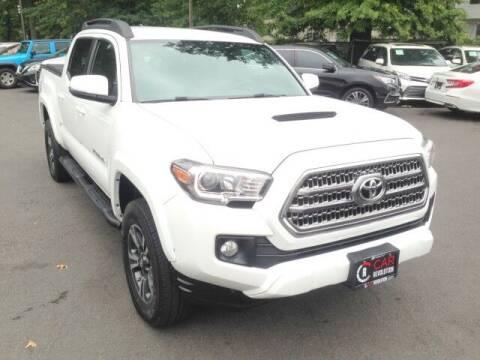 2017 Toyota Tacoma for sale at EMG AUTO SALES in Avenel NJ