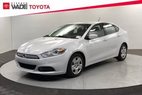 2016 Dodge Dart for sale at Stephen Wade Pre-Owned Supercenter in Saint George UT