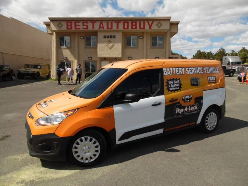 2015 Ford Transit Connect Cargo for sale at Best Auto Buy in Las Vegas NV