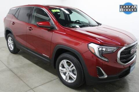 2019 GMC Terrain for sale at Bob Clapper Automotive, Inc in Janesville WI