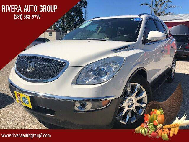 2012 Buick Enclave for sale at Rivera Auto Group in Spring TX