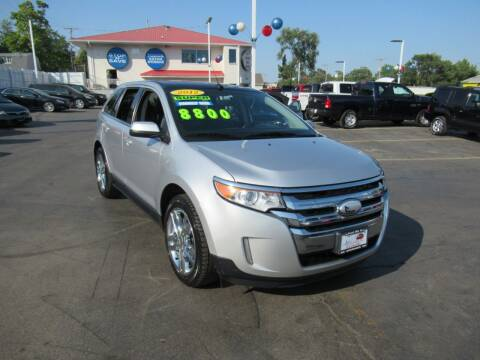 2012 Ford Edge for sale at Auto Land Inc in Crest Hill IL