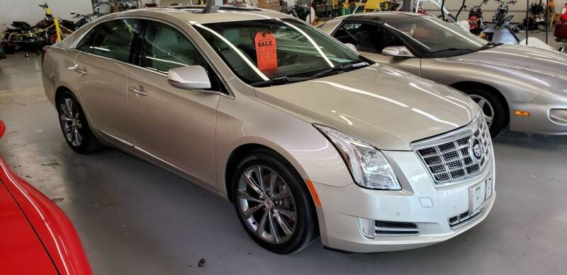 2013 Cadillac XTS for sale at Adams Enterprises in Knightstown IN