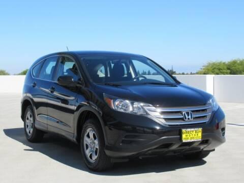 2013 Honda CR-V for sale at Direct Buy Motor in San Jose CA