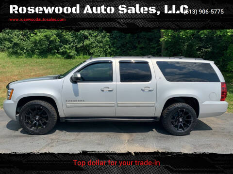 2010 Chevrolet Suburban for sale at Rosewood Auto Sales, LLC in Hamilton OH