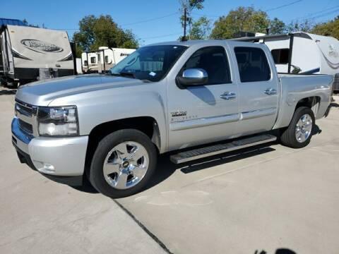 2010 Chevrolet Silverado 1500 for sale at Kell Auto Sales, Inc - Grace Street in Wichita Falls TX