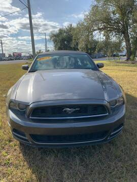 2013 Ford Mustang for sale at VC Auto Sales in Miami FL