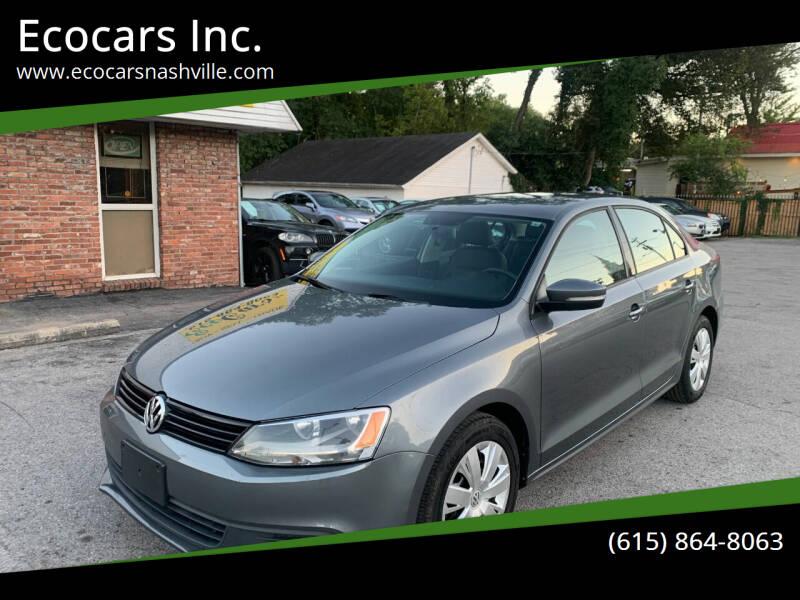 2014 Volkswagen Jetta for sale at Ecocars Inc. in Nashville TN