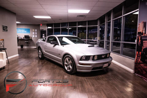 2007 Ford Mustang for sale at Fortis Auto Group in Las Vegas NV