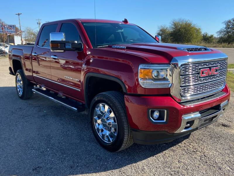 2019 GMC Sierra 2500HD for sale at Collins Auto Sales in Waco TX
