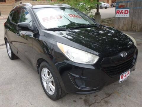2010 Hyundai Tucson for sale at R & D Motors in Austin TX