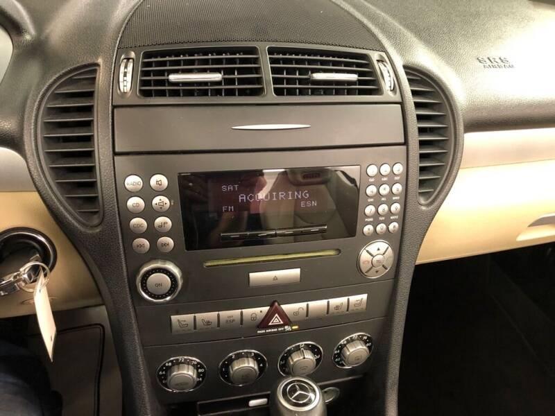 2007 Mercedes-Benz SLK SLK 350 2dr Convertible - Eastlake OH