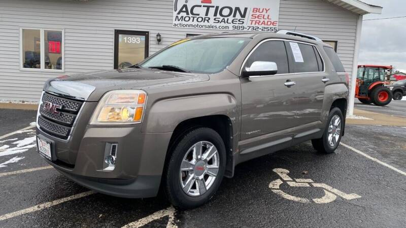 2011 GMC Terrain for sale at Action Motor Sales in Gaylord MI