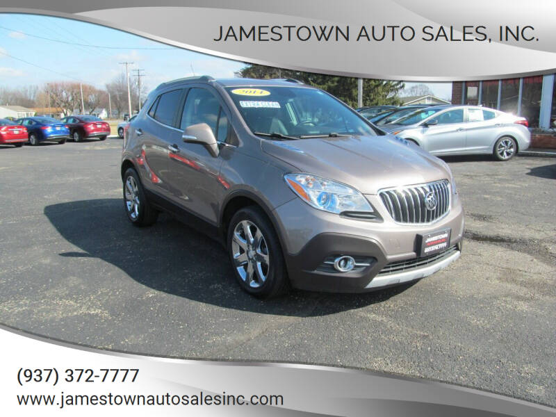 2014 Buick Encore for sale at Jamestown Auto Sales, Inc. in Xenia OH