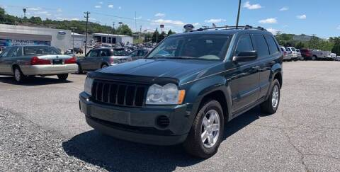 2005 Jeep Grand Cherokee for sale at Hillside Motors Inc. in Hickory NC
