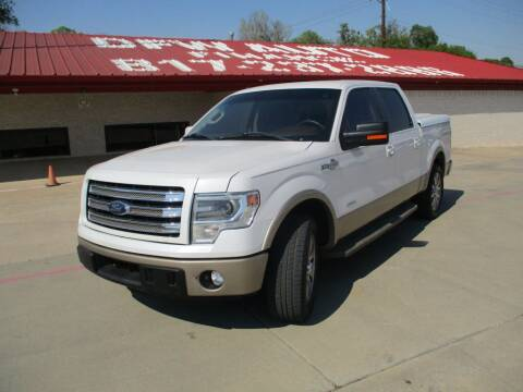 2013 Ford F-150 for sale at DFW Auto Leader in Lake Worth TX