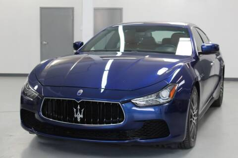 2015 Maserati Ghibli for sale at Mag Motor Company in Walnut Creek CA