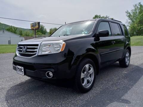 2012 Honda Pilot for sale at PMC GARAGE in Dauphin PA