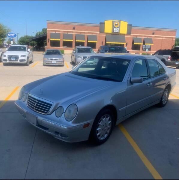 2000 Mercedes-Benz E-Class for sale at STARLITE AUTO SALES LLC in Amelia OH