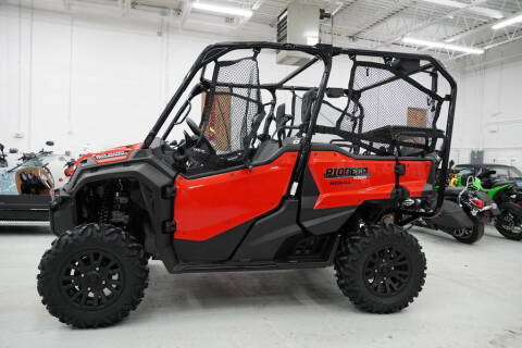 2021 Honda Pioneer 1000-5 Deluxe for sale at Southeast Sales Powersports in Milwaukee WI