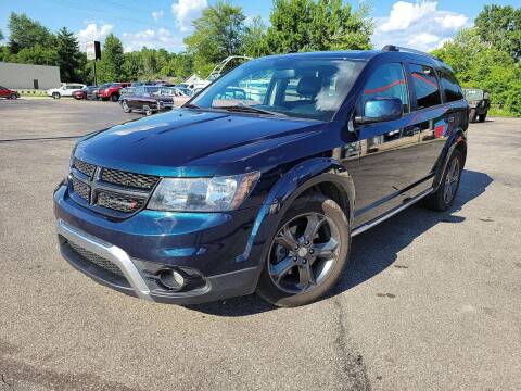 2014 Dodge Journey for sale at Cruisin' Auto Sales in Madison IN
