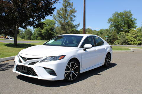 2018 Toyota Camry for sale at Northwest Premier Auto Sales in West Richland And Kennewick WA