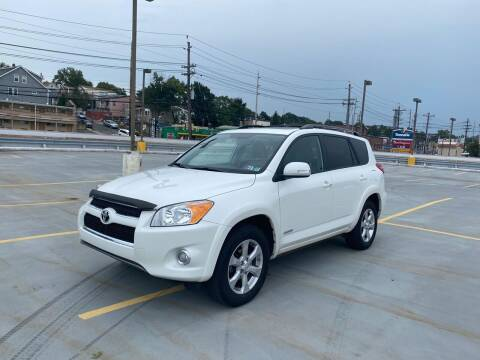 2009 Toyota RAV4 for sale at JG Auto Sales in North Bergen NJ