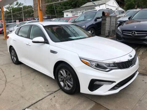 2020 Kia Optima for sale at Sylhet Motors in Jamaica NY