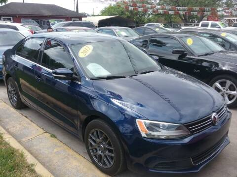 2013 Volkswagen Jetta for sale at Express AutoPlex in Brownsville TX