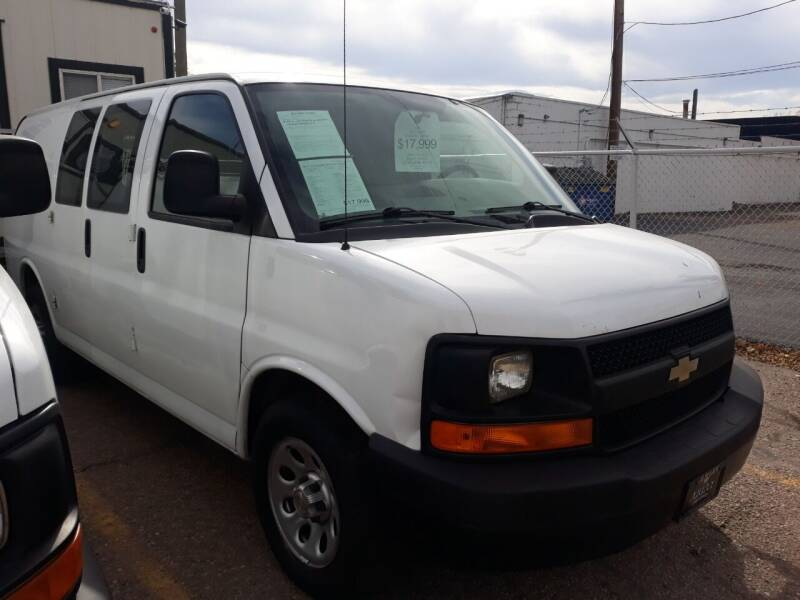 2011 Chevrolet Express Cargo for sale at Pammi Motors in Glendale CO