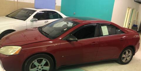 2007 Pontiac G6 for sale at Cargo Vans of Chicago LLC in Mokena IL