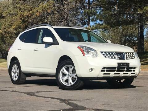 2009 Nissan Rogue for sale at Used Cars and Trucks For Less in Millcreek UT