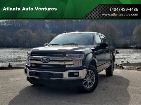 2020 Ford F-150 for sale at Atlanta Auto Ventures in Roswell GA