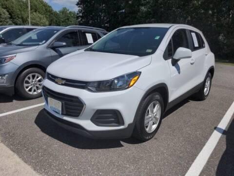 2020 Chevrolet Trax for sale at Strosnider Chevrolet in Hopewell VA