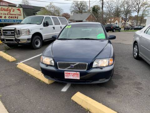 2000 Volvo S80 for sale at Frank's Garage in Linden NJ
