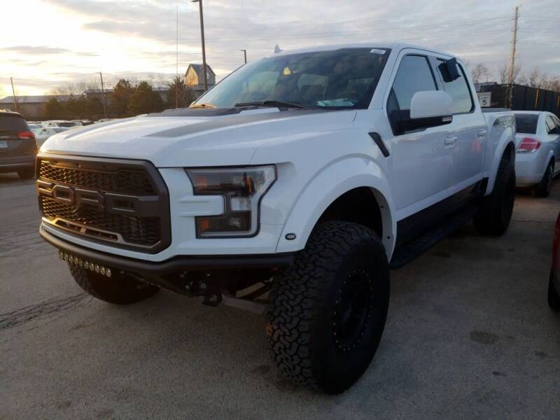 2019 Ford F-150 for sale at CARZLOT in Portsmouth VA