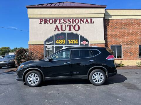 2016 Nissan Rogue for sale at Professional Auto Sales & Service in Fort Wayne IN