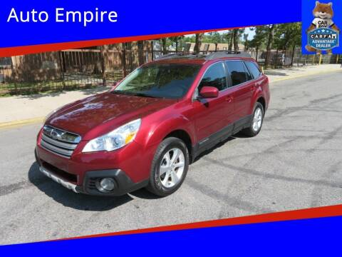 2013 Subaru Outback for sale at Auto Empire in Brooklyn NY