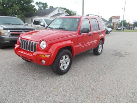 2003 Jeep Liberty for sale at Jenison Auto Sales in Jenison MI