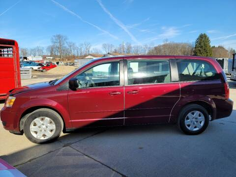 2009 Dodge Grand Caravan for sale at J.R.'s Truck & Auto Sales, Inc. in Butler PA