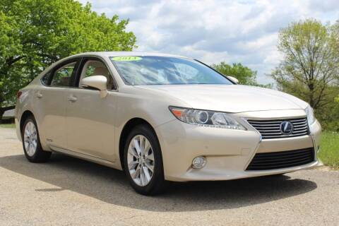 2013 Lexus ES 300h for sale at Harrison Auto Sales in Irwin PA