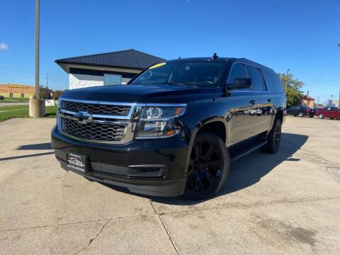 2018 Chevrolet Suburban for sale at Auto House of Bloomington in Bloomington IL