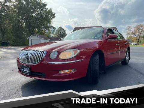 2008 Buick LaCrosse for sale at Woolley Auto Group LLC in Poland OH