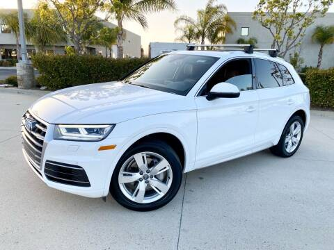 2018 Audi Q5 for sale at Destination Motors in Temecula CA