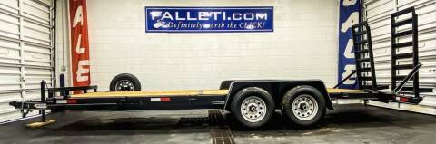 2021 BLAZER  14,000 lbs CLASS V HD for sale at Falleti Motors, Inc.  est. 1976 in Batavia NY