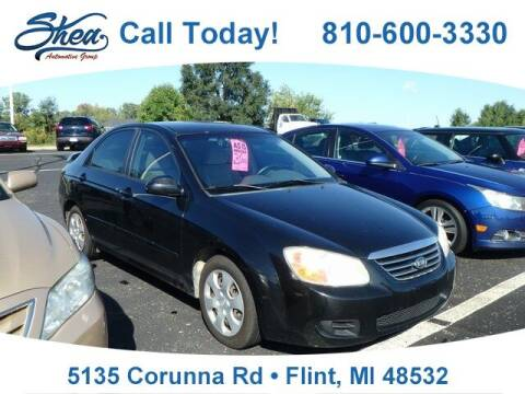 2007 Kia Spectra for sale at Erick's Used Car Factory in Flint MI