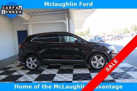 2017 Lincoln MKC for sale at McLaughlin Ford in Sumter SC