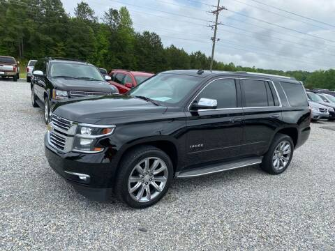 2015 Chevrolet Tahoe for sale at Billy Ballew Motorsports in Dawsonville GA